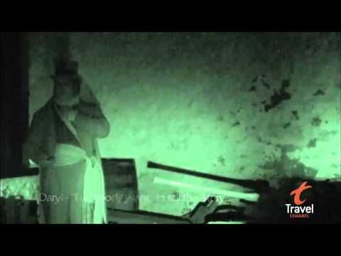 Apparition in the doorway - YouTube