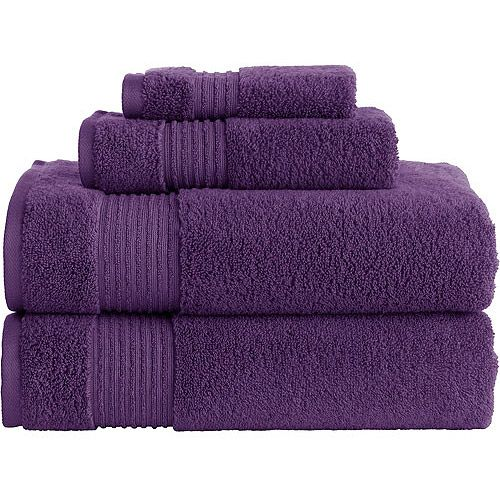 Better Homes and Gardens 4 Piece Solid Towel Set (Formerly Canopy 4 Piece Solid Towel  sc 1 st  Pinterest : walmart canopy towels - afamca.org