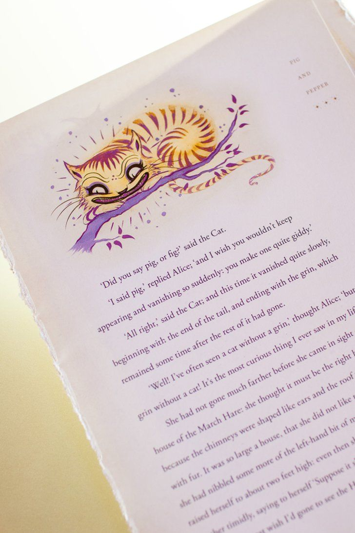 Pin for Later: Mat and Kim's Alice in Wonderland-Inspired Wedding