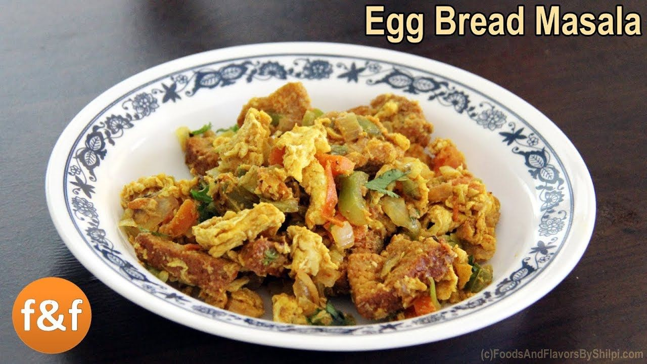 Egg Bread Masala Egg Recipes For Breakfast Recipe Egg Delights