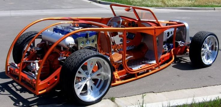 Electric Hotrod Anyone