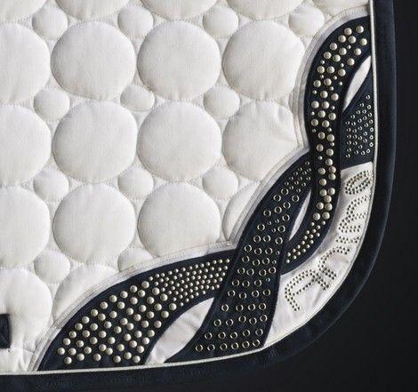 Inspiration: Chabraque Dressage WAKO Animo Italia Blanc Version VA