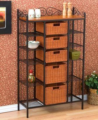 Small Kitchen Storage Design Ideasinterior Designs World Small