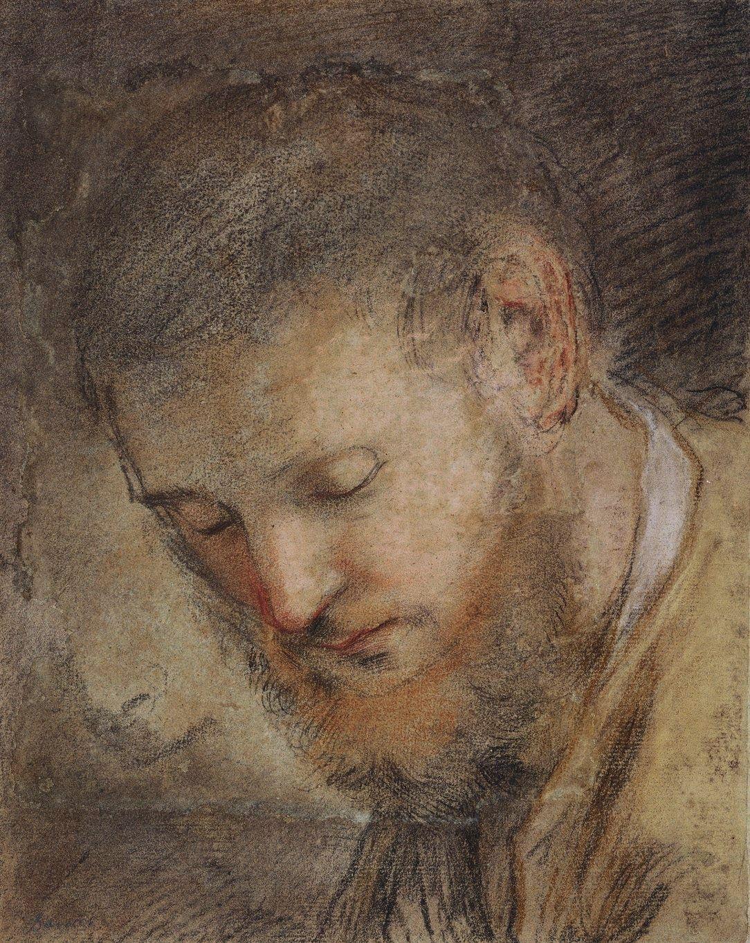 Картинки по запросу federico barocci oil sketch
