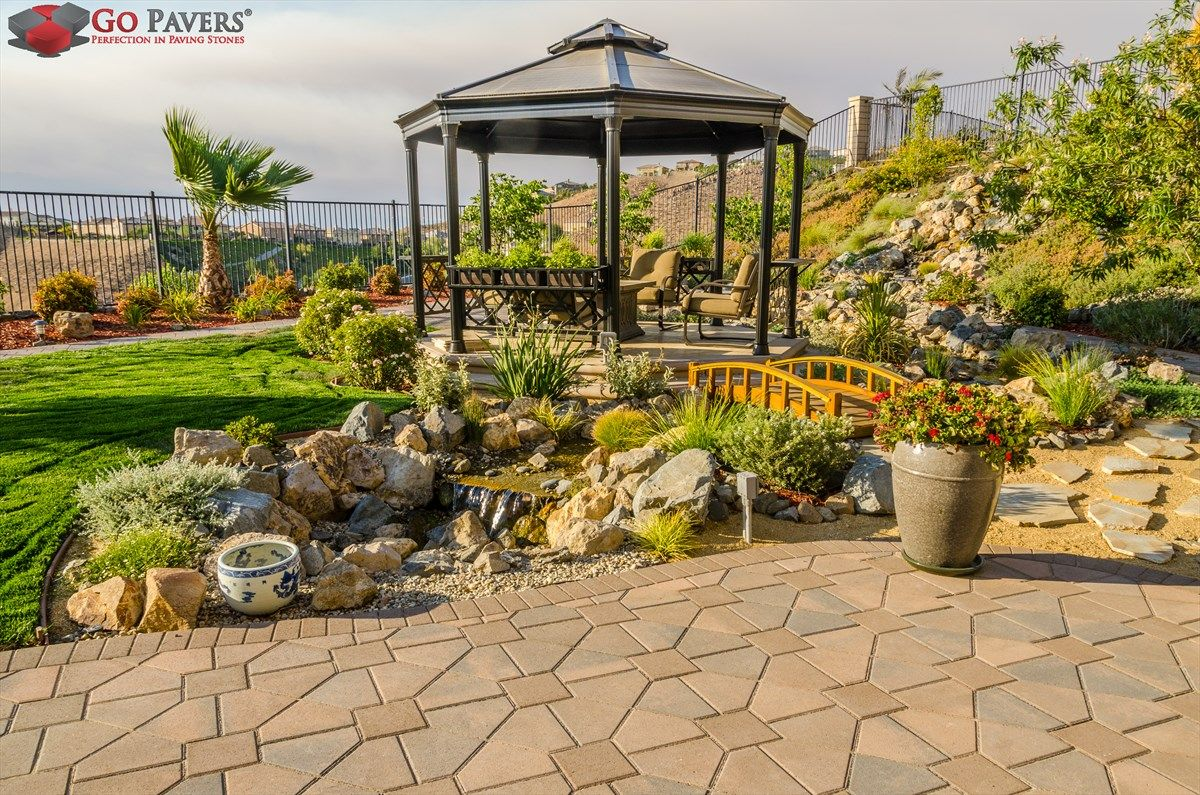 installing a paver patio cost
