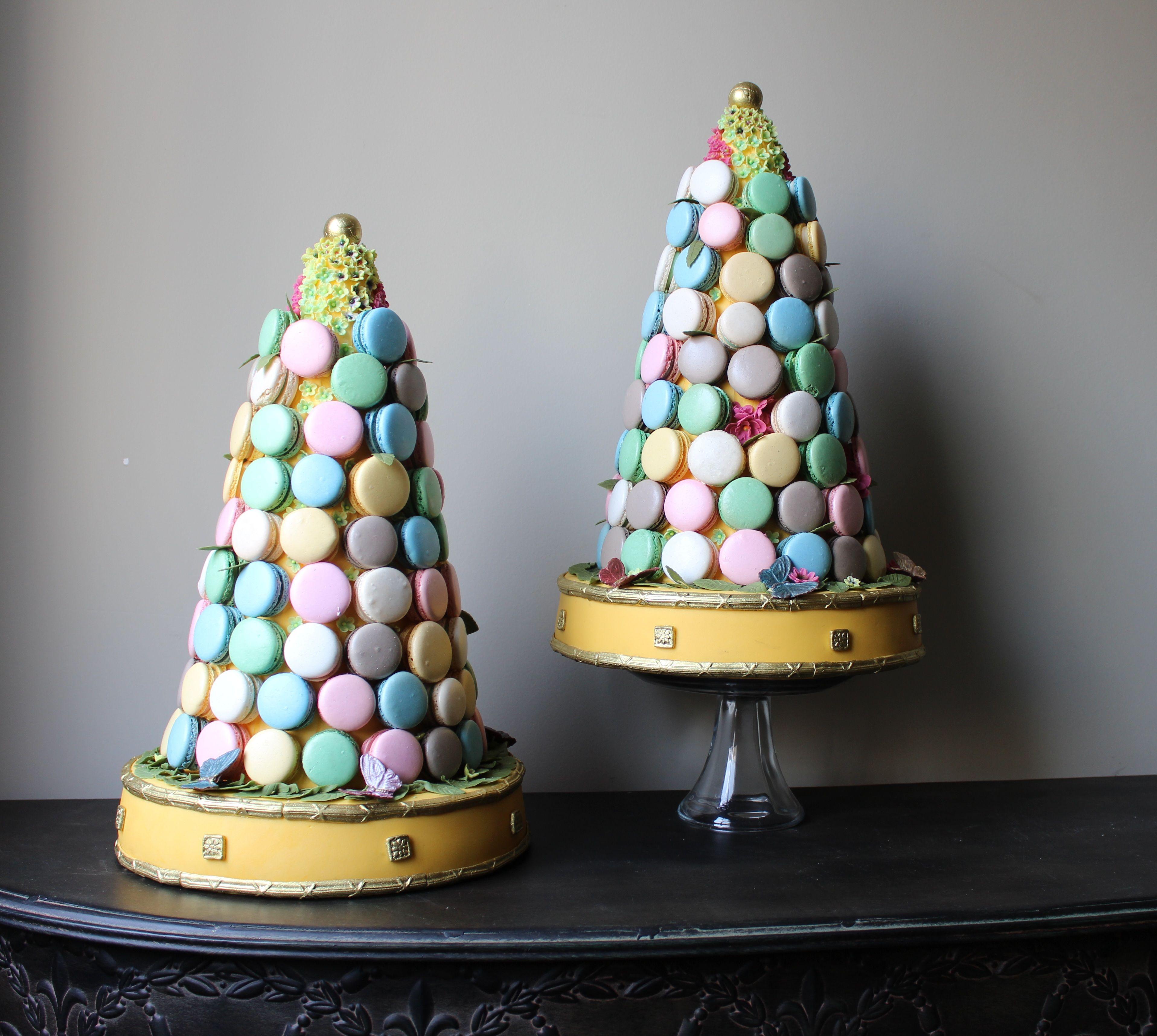 Topiarias Macarons