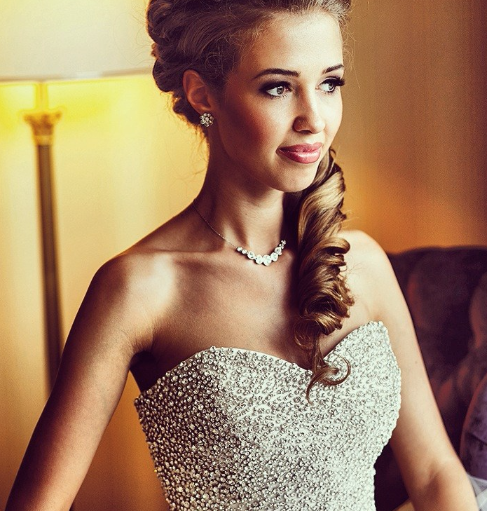 145 Exquisite Wedding Hairstyles For All Hair Types: 21 Classy And Elegant Wedding Hairstyles