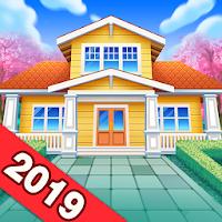 Home Fantasy Dream Home Design Game Mod Apk Unlimited Money Life 1 0 8 For Android Dream Home Design New Home Designs House Design