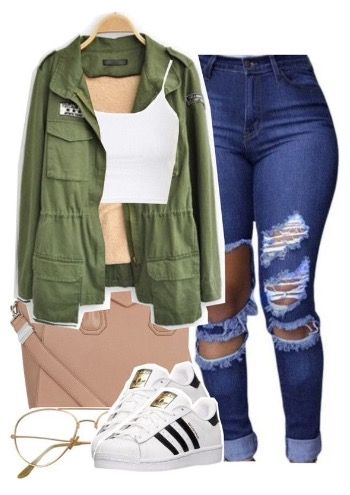 Trill outfits on polyvore // @kathrynglee123 | Outfits ... Everyday Hairstyles For Teenage Girls