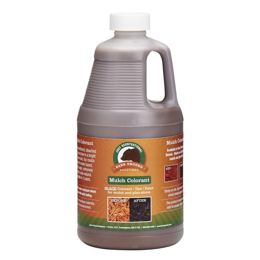 Just scentsational 12 gal brown mulch colorantmc64brn