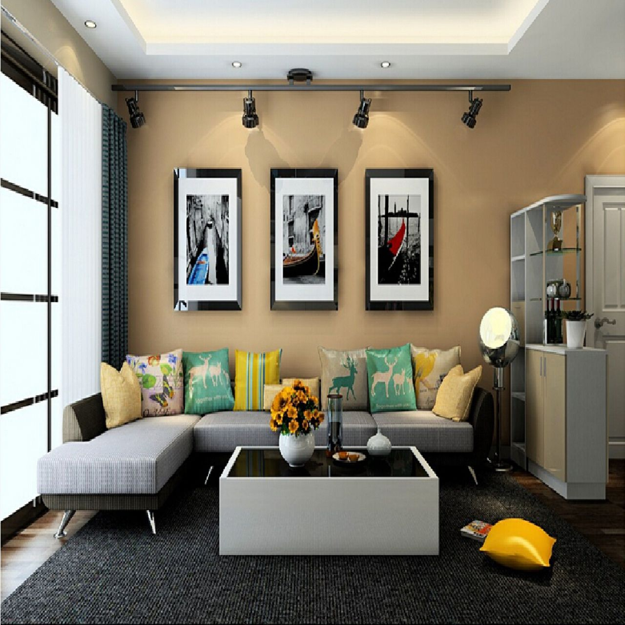Living Room Wall Lighting. Decoration For Living Room   Home And Furniture  · Wall LampsWall