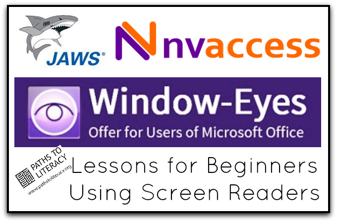 Lessons for Beginners Using Screen Readers | Assistive