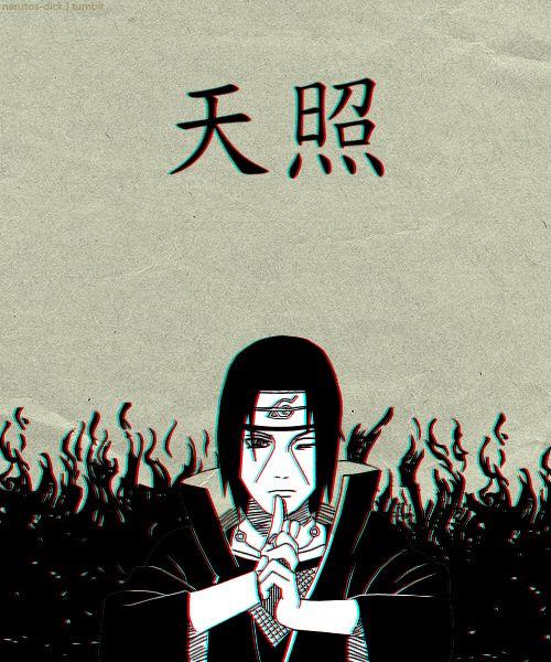 itachi - Amaterasu