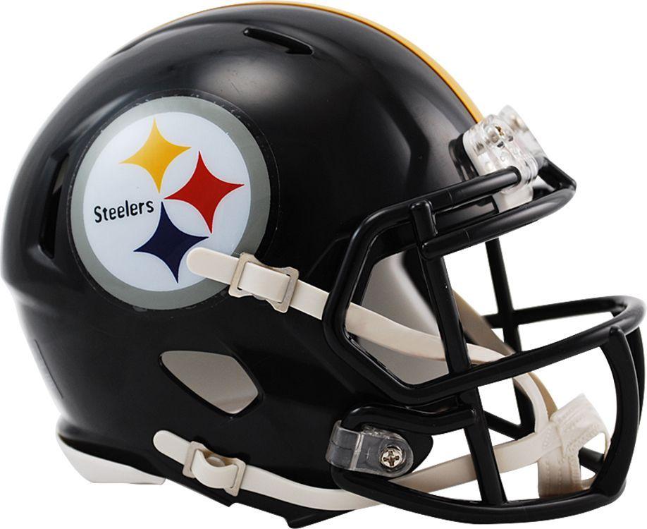 869a5b79 Riddell Pittsburgh Steelers Revolution Speed Mini Helmet | Products ...