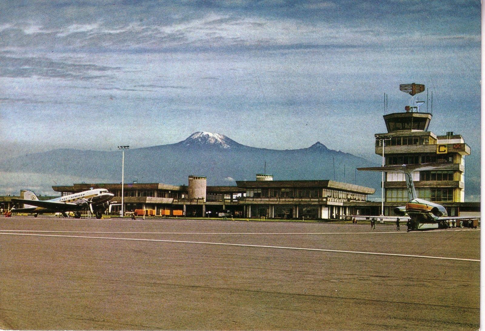 Kilimanjaro Int'l Tanzania 1976