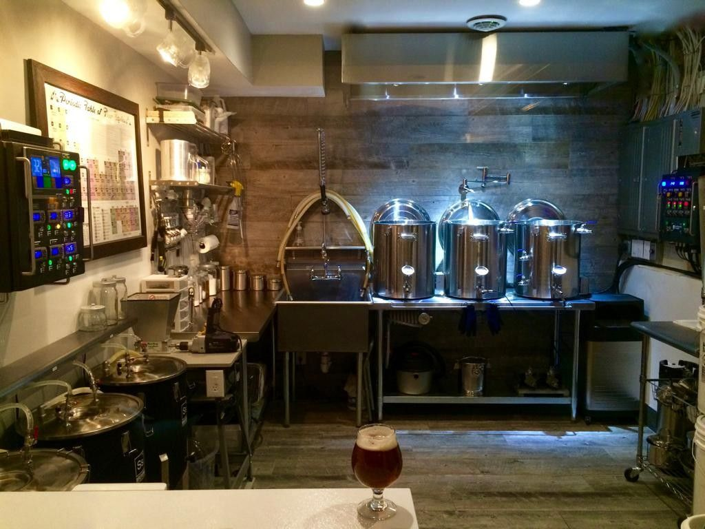 Garage Brewing Restaurant Image Result For Garage Brewery Brews And Things Home Brewery