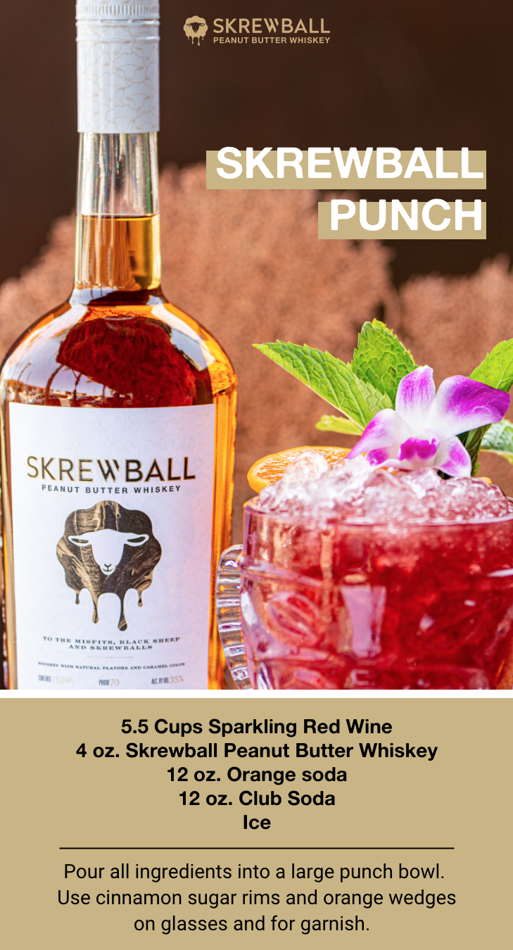 Photo of Skrewball Whiskey Party Drink