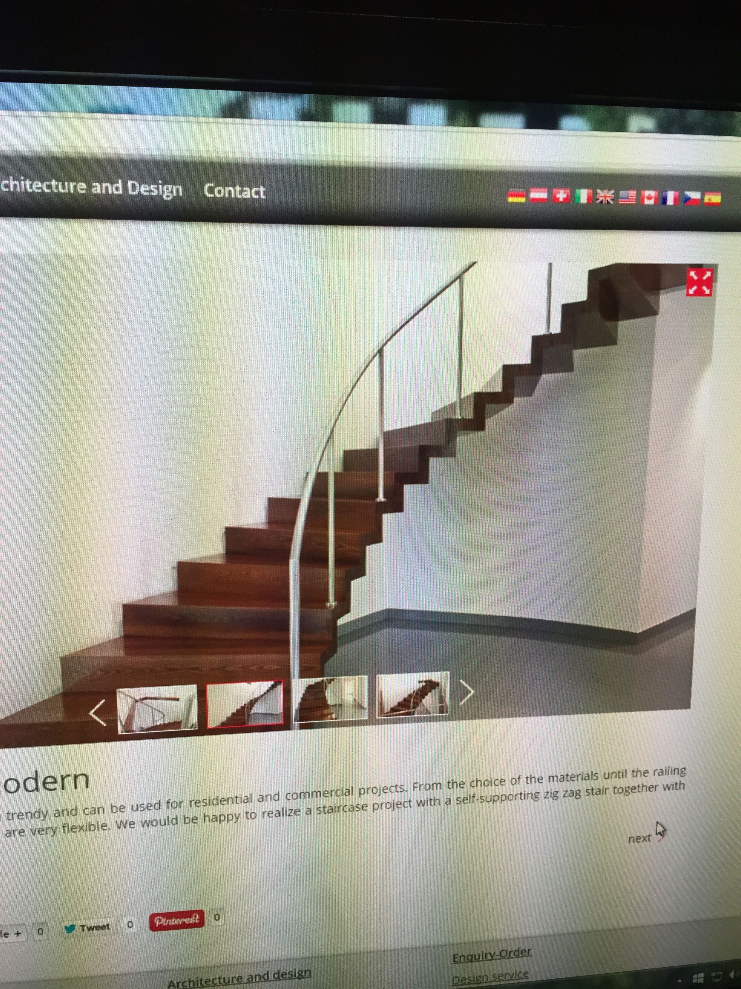 Best Pin By Nancy Villa On Stairs Stairs Design Residential 400 x 300