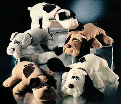 #13, Pound Puppies was one of my favorite shows as a kid. My sisters could sing the theme before they could really even talk, #nationalcraftmonth