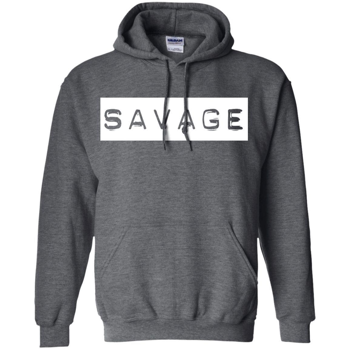 """""""Savagewht"""" Hoodies Hoodie shirt, Pullover hoodie"""