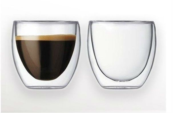 Double Wall Glass Cup 1 2 1 25 Dof Glass Glass Tea Cups Glass Tea
