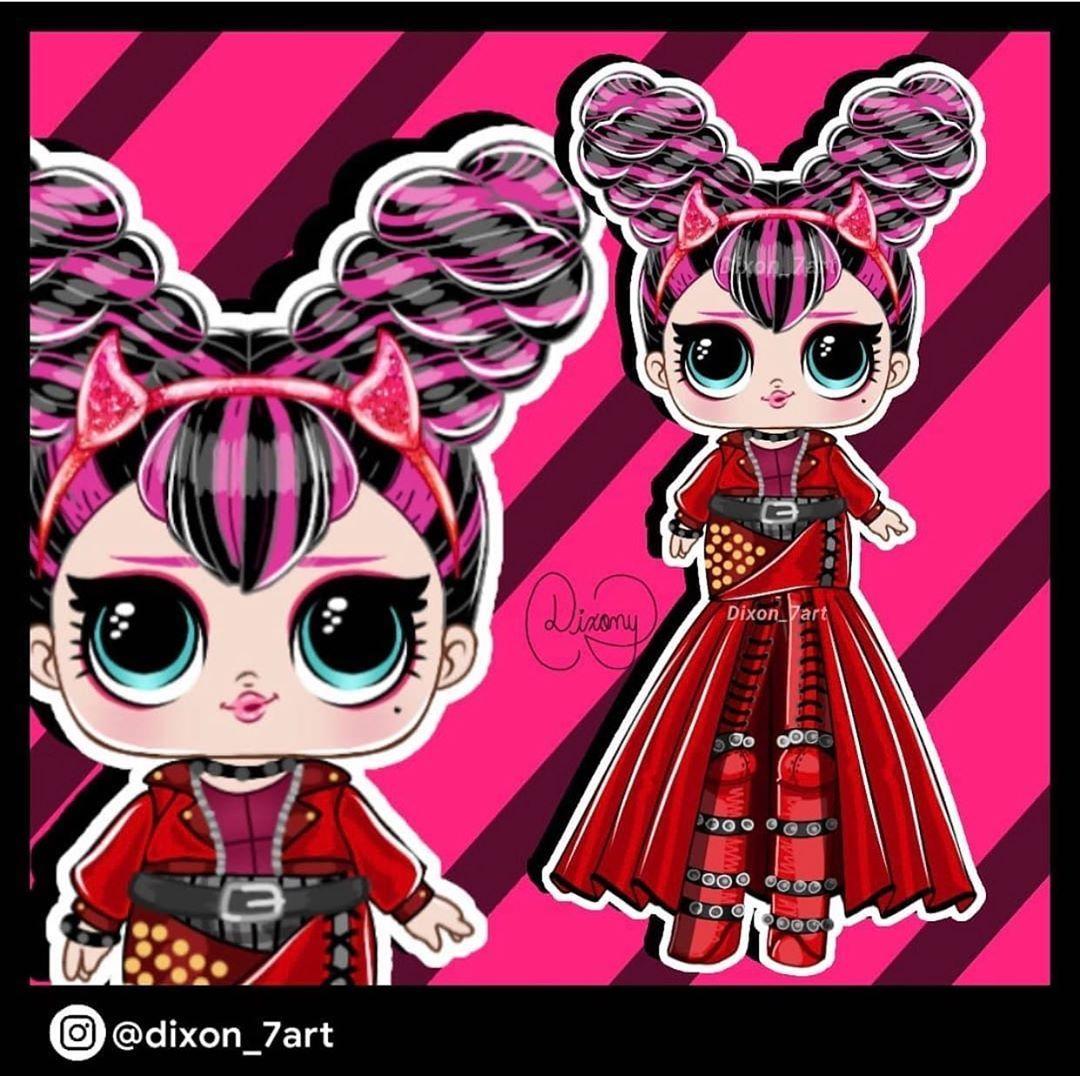 246 Begenme 3 Yorum Instagram Da Sisters Play Sistersplaytoys J K Doll Illustration By Talented Dixo Lol Dolls Monster High Dolls Tokidoki Characters