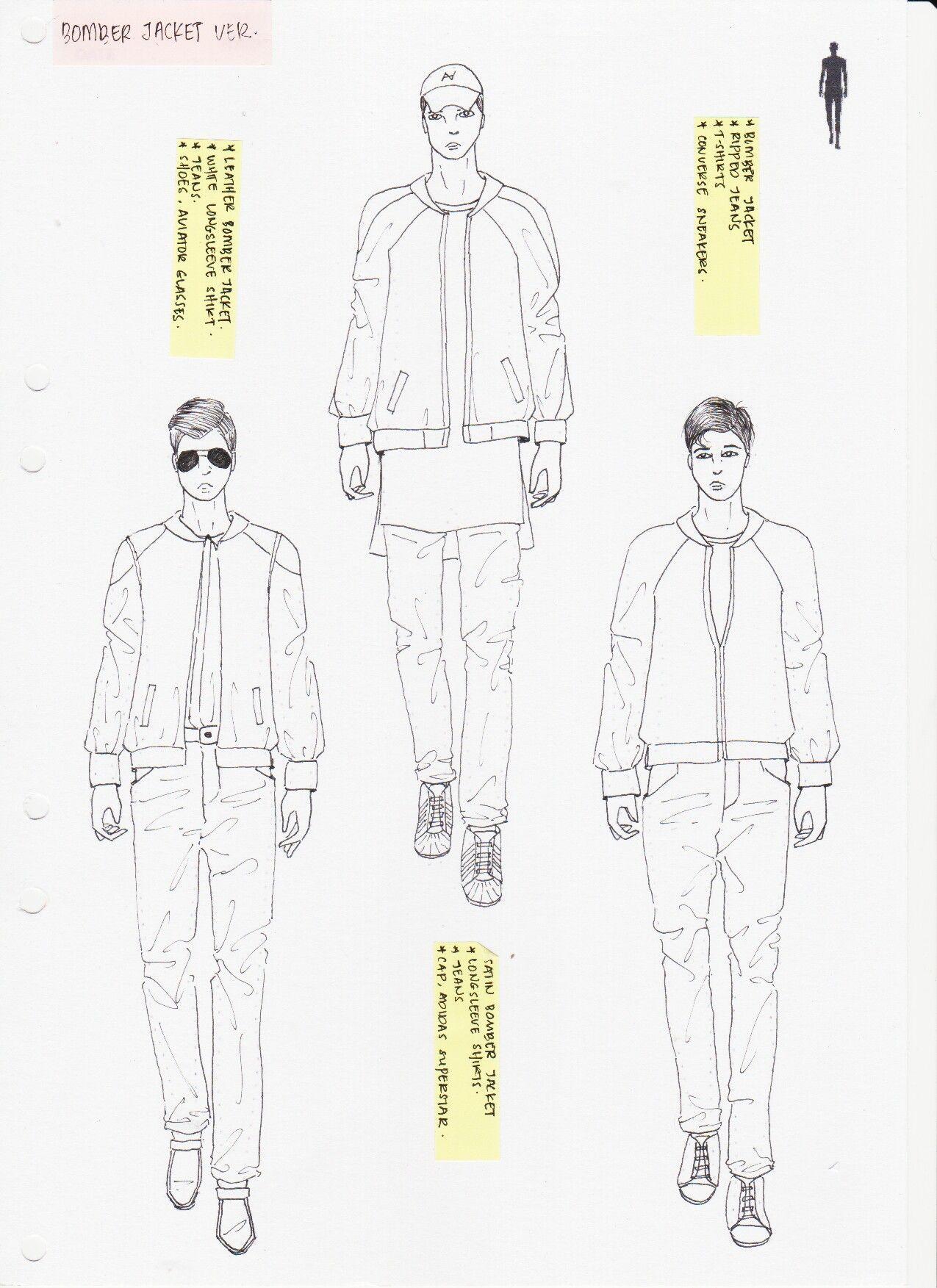 Bomber jacket for men style ideas.