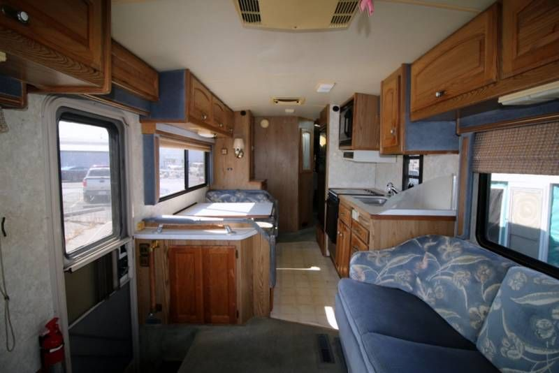 Pin By Carlos Munoz On Proyectos Que Debo Intentar In 2020 Motorhomes For Sale Fleetwood Used Class A Motorhomes