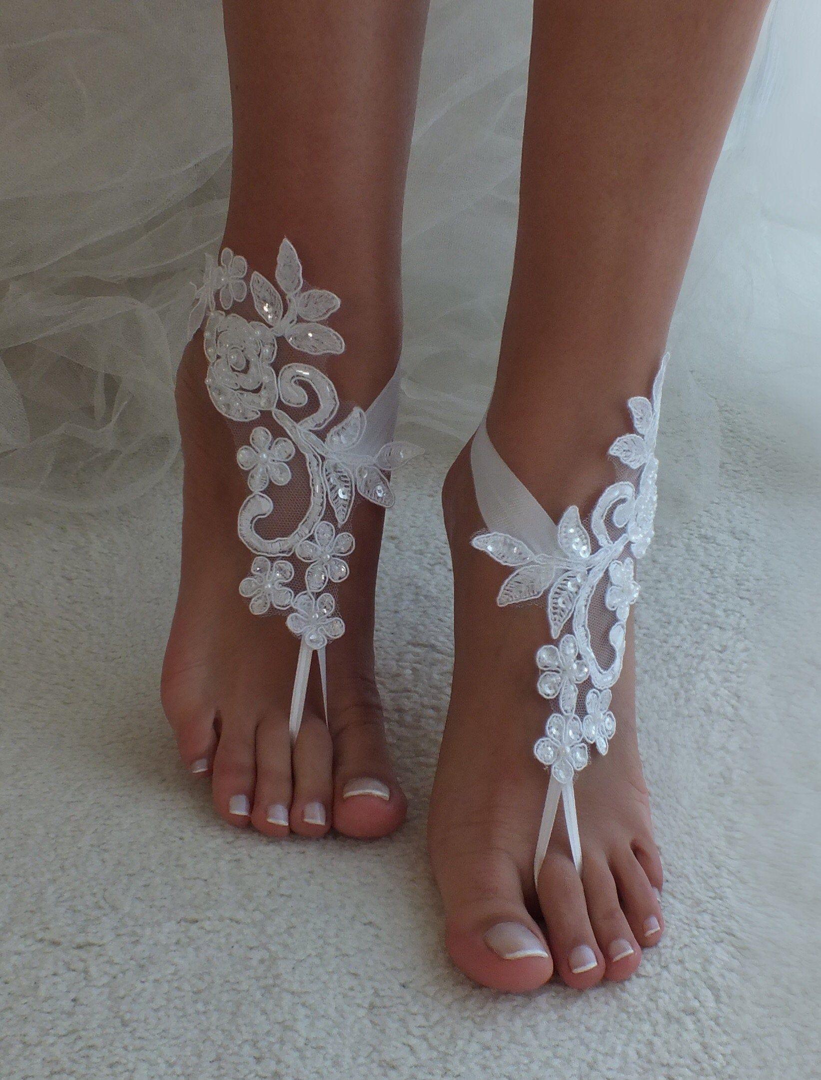 Express Versand 6 Farben Strandhochzeit Barfuss Sandalen Hochzeitsschuhe Strandschuhe Brautzub In 2020 Barfuss Sandalen Hochzeit Schuhe Hochzeit Hochzeitsschuhe