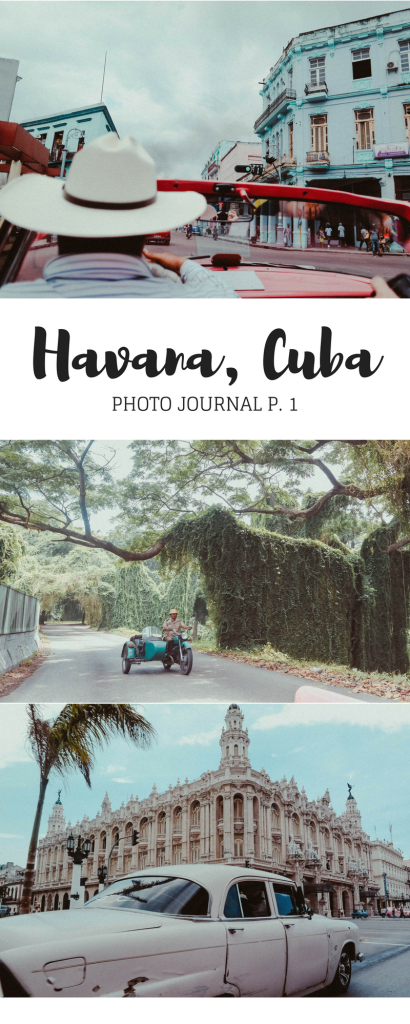 "Read about our adventure in Havana, Cuba! From visiting Parque Almendares, Plaza de la Revolcion, El Malecon, La Habana Vieja- ""Old Havana"", Vedado, Havana Club, and more..."
