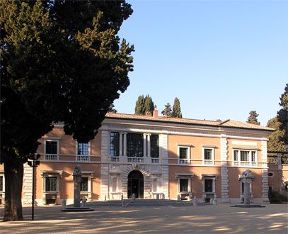 Villa Massimo, Accademia Tedesca, Roma (With images