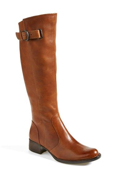 Free shipping and returns on Crown by Børn 'Roxie' Boot (Nordstrom Exclusive) (Women) at Nordstrom.com. Crackled leather or soft suede textures an essential knee-high boot, handcrafted for flexible comfort, while a narrow inset of stretch leather down the back gives a bit for a perfect, accomodating fit.