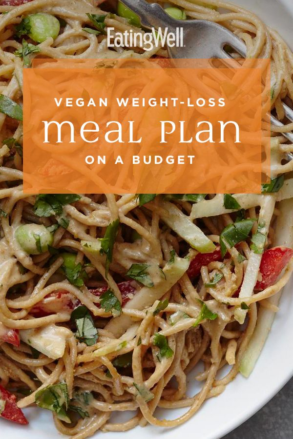 Vegan Weight Loss Meal Plan On A Budget Healthy Meal Plans