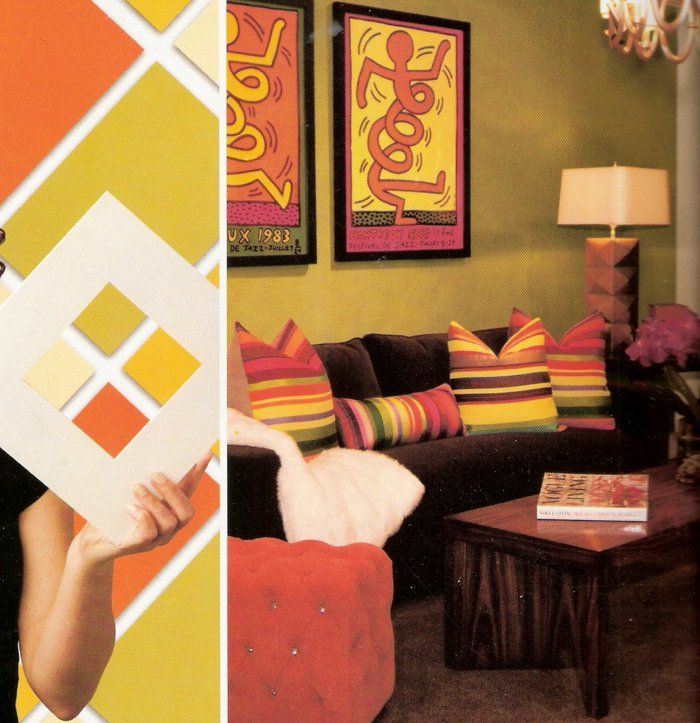 Wohnideen Orange farbgestaltung wohnideen farbkreis panton farbkreis raumgestaltung