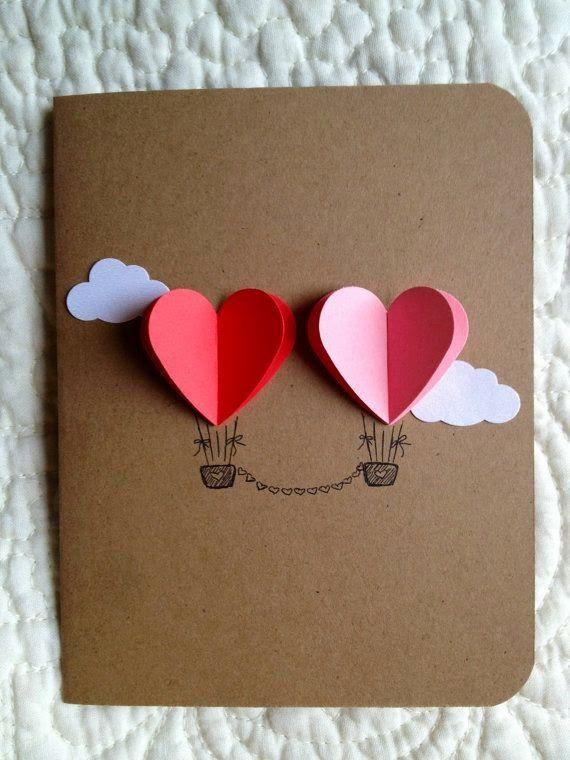 The  Best Handmade Anniversary Cards Ideas On   Diy