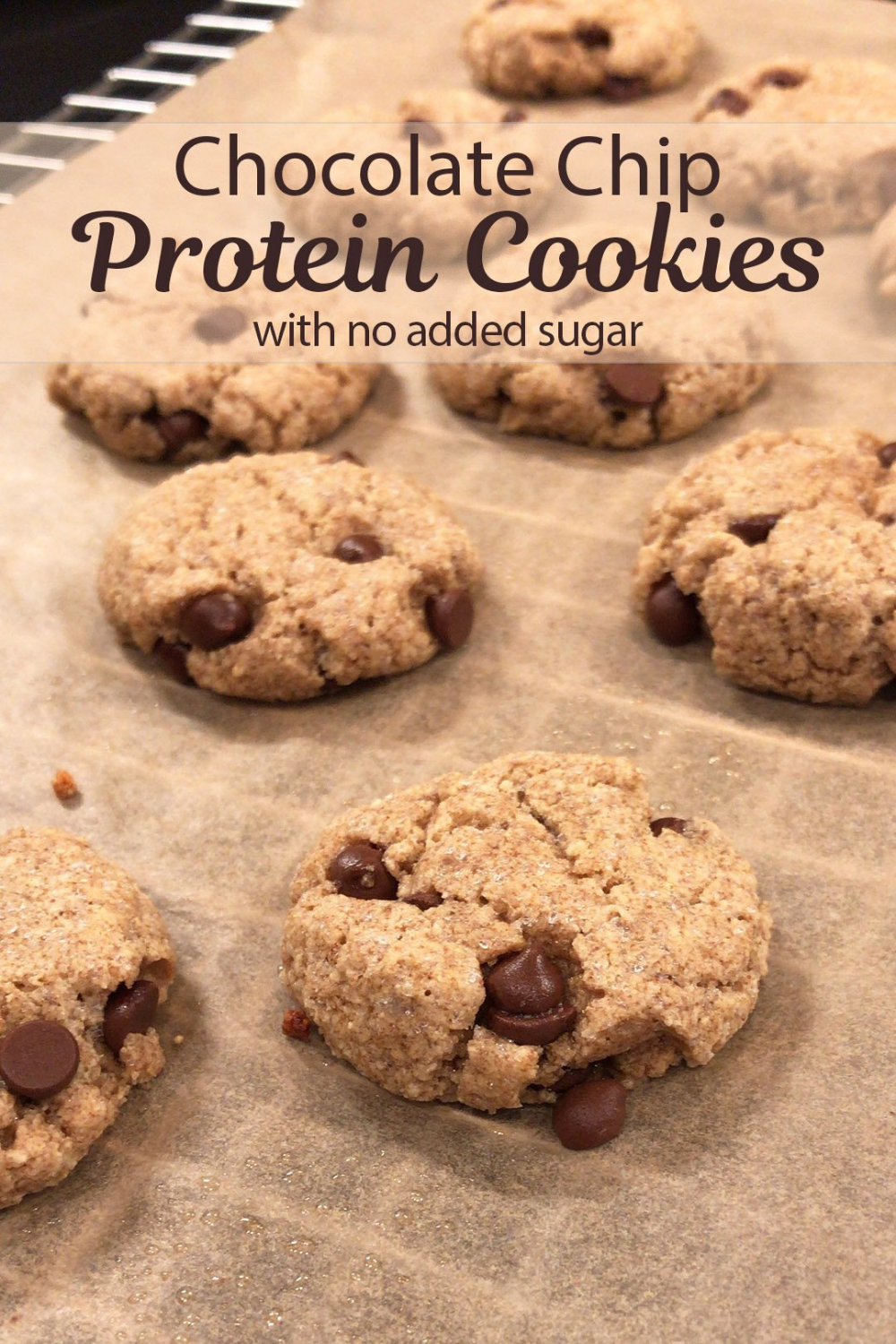 Protein Cookie Mix Chocolate Chip Protein Cookies In