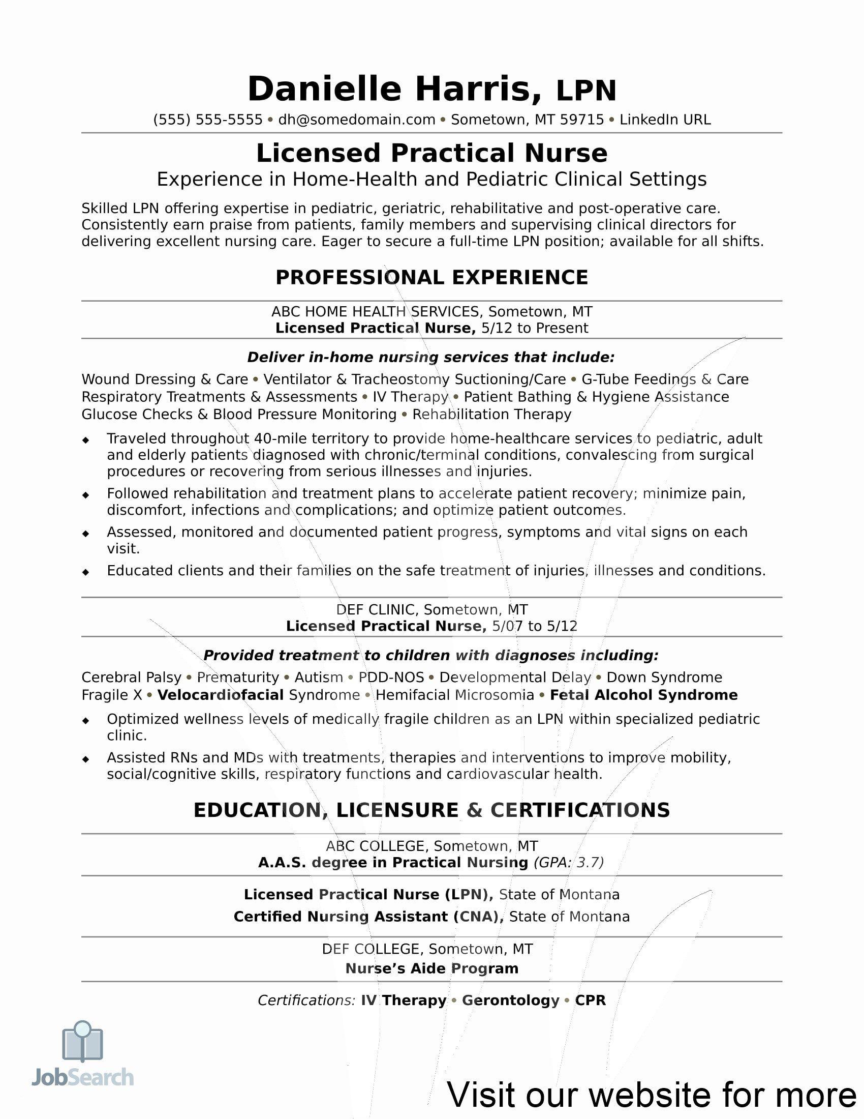 resume builder app for pc Professional in 2020 Nursing