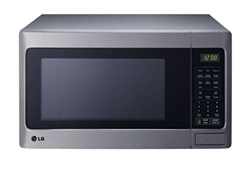 Lg Lcrt1513st Countertop Microwave Oven 1100watt Stainless Steel