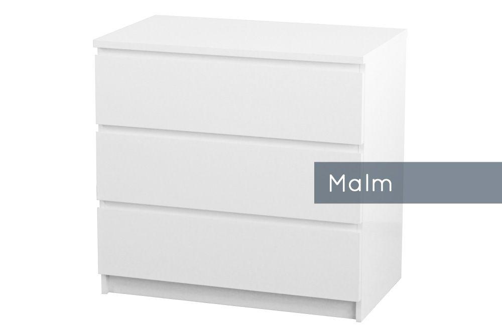 Hemnes oder Malm u2013 welche Ikea-Kommode passt zu dir? Malm - badezimmer kommode weiß