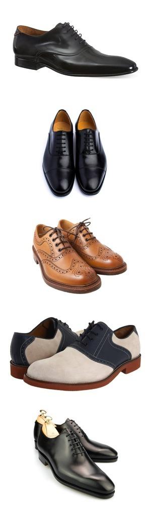 Cinque scarpe alla francesina per l uomo di classe  90f19d512ae