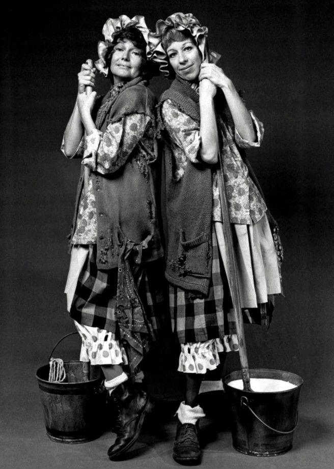 Rita Hayworth And Carol Burnett Carol Burnett Rita Hayworth