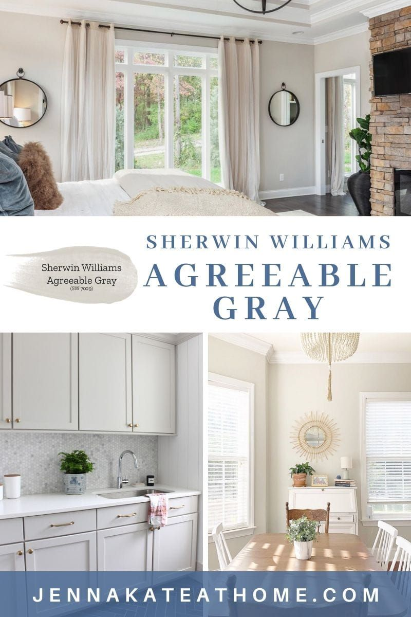 Sherwin Williams Agreeable Gray In 2020 Agreeable Gray Sherwin Williams Paint Colors For Living Room Agreeable Gray #paint #colors #for #living #room #and #kitchen