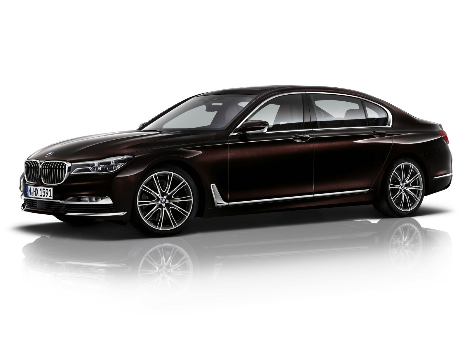 2016 Bmw 7 Series Official Photo Gallery Bmw 7 Series Bmw