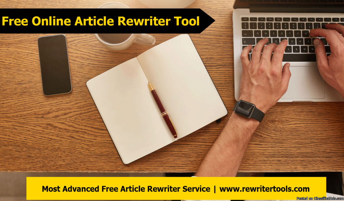 Article Rewriter is the best and free SEO tool that allows