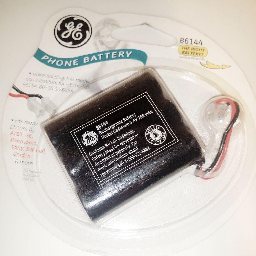 Phone Battery AT&T Panasonic Motorola VTech Sony Toshiba