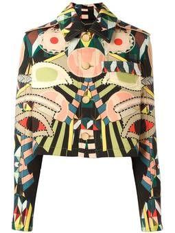 'Crazy Cleopatra' grain de poudre jacket