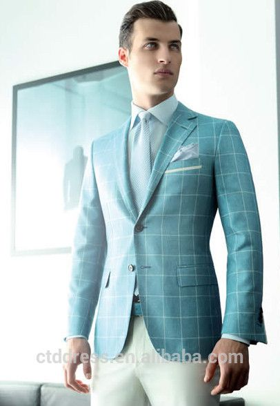 Top Quality Professional Latest Design Tailored Suits For Men In ...