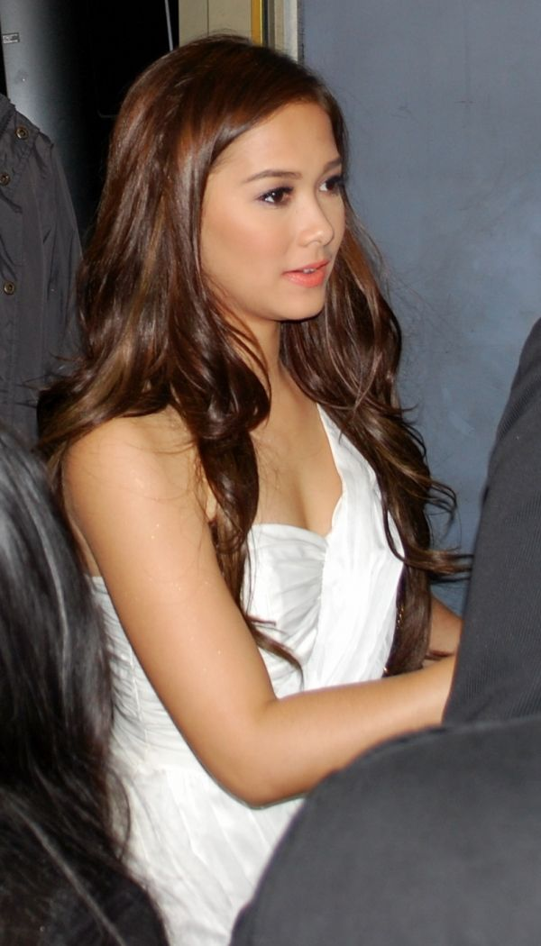 Picture Of Maja Salvador Filipina Beauties Pinterest