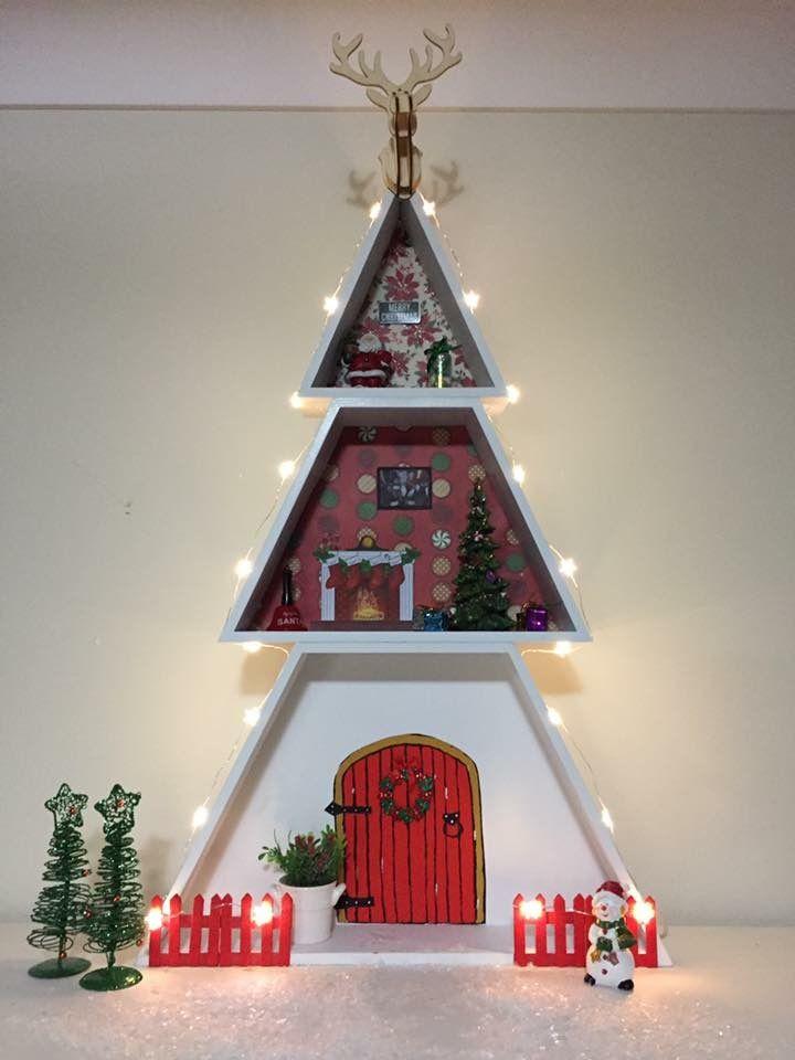 Pin By Toni Lopez On Vanoce Christmas Display Christmas Tree Box Kmart Christmas Trees