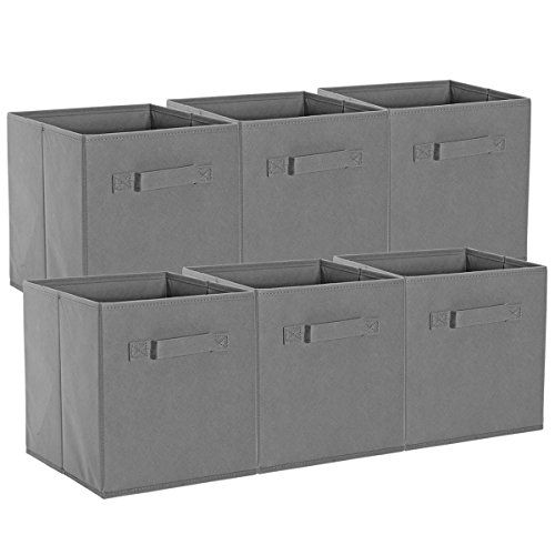 Toy Storage Ideas On H Storage Cube Foldable Cloth Baskets Bins Organizer Containers Drawers For Closet Kids Toy Cube Storage Organizing Bins Closet Drawers
